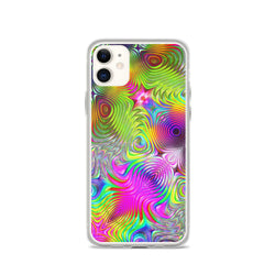 Unique Colorful Iphone Case by ROBERT HRUSKA