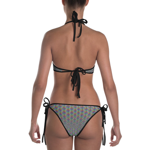 Image of Flower of Life Bikini by PatternNerd