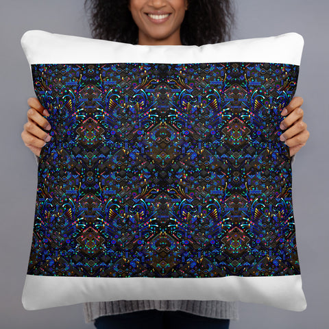 Image of STEPS PATTERN Basic Pillow