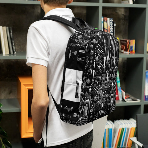 Mystic Move Monochrome Backpack