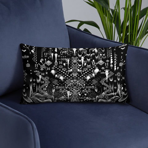 Image of MYSTIC MOVE BLACK Basic Pillow