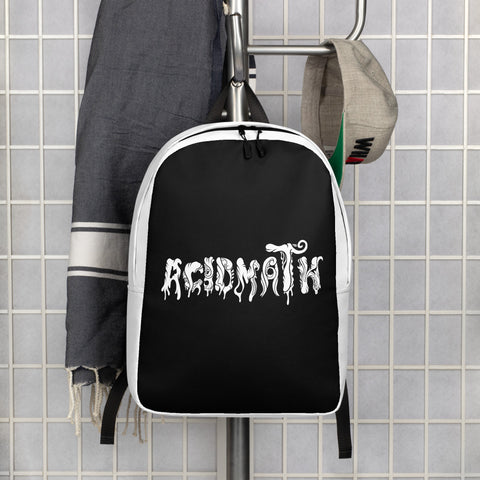 ACIDMATH Minimalist Backpack