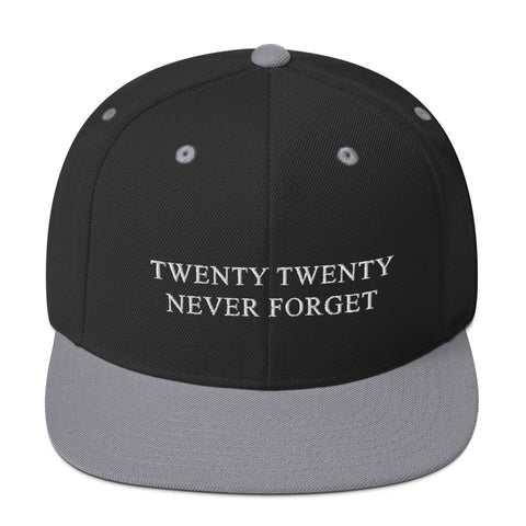 2020 NEVER FORGET Snapback Hat