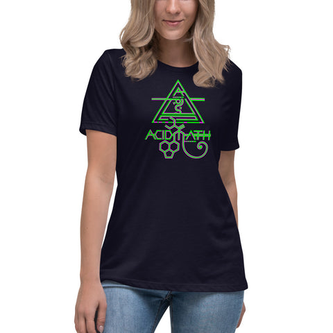 ACIDMATH Women's Relaxed T-Shirt