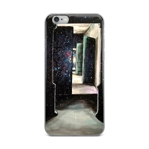INFINITY DOORS iPhone Case