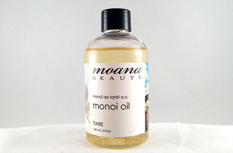 Monoi de Tahiti Oil, 4 oz