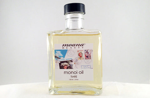Monoi de Tahiti Oil, 5 oz
