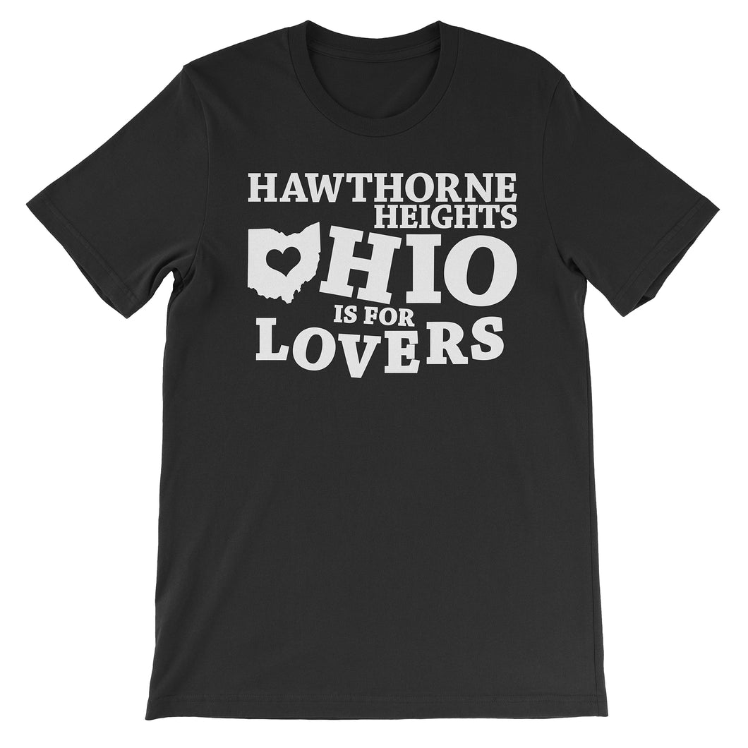 Hawthorne Heights - Ohio Is For Lovers T-shirt