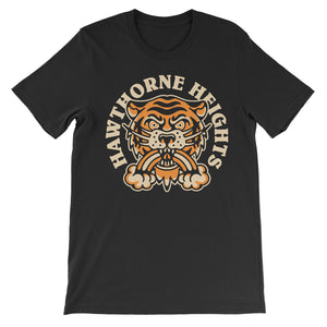 Hawthorne Heights - Tiger T-Shirt - Black
