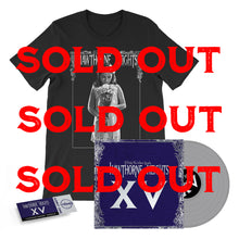Load image into Gallery viewer, If Only You Were Lonely XV - T-Shirt w/ Silver LP + Digital Download