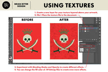 Load image into Gallery viewer, Textures Variety Pack - Vol. 1 - Brian Ritter Design