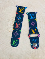 LV (Inspired) Watch Bands
