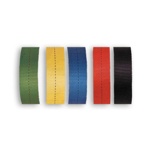 Pre-Cut 25mm Tubular Nylon Webbing