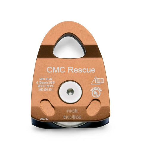 CMC Pro Rescue Pulley