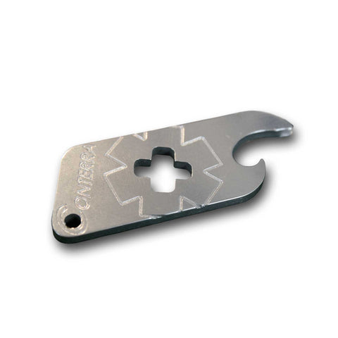 Bottle Opener/ Oxygen Tank Wrench