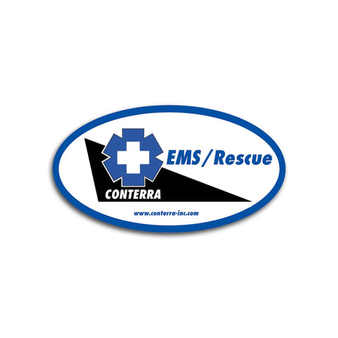 Conterra EMS/Rescue Sticker