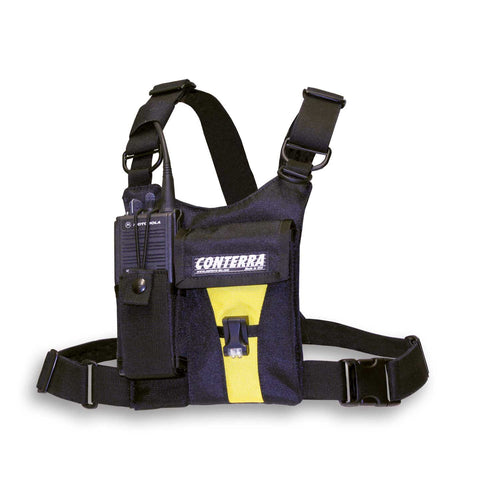Adjusta-Pro Diva Women's Radio Chest Harness LIGHTS ARE CURRENTLY BACKORDERED. WE WILL SHIP THE HARNESS FIRST.