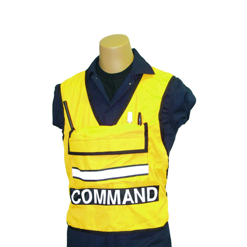 ICS Vest- Yellow