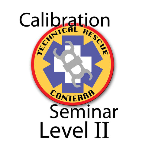 Rope Rescue Calibration Seminar Level II
