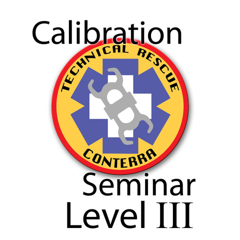 Rope Rescue Calibration Seminar Level III