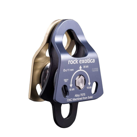 Rock Exotica Mini Double PMP Pulley