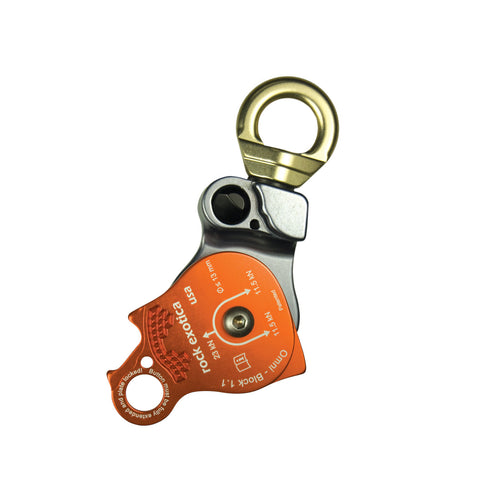 Rock Exotica Omni Block Pulley 1.1