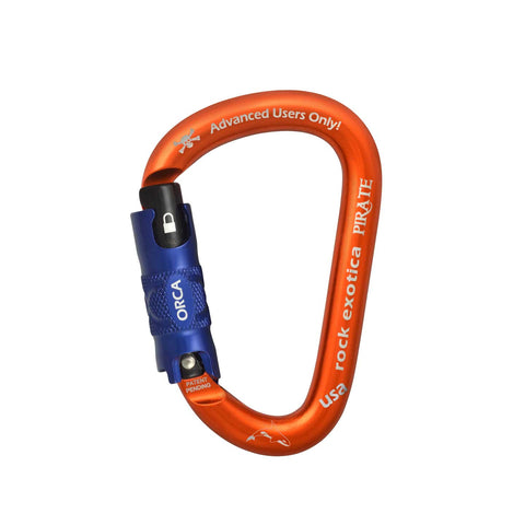 Rock Exotica Orca Mountain Carabiner