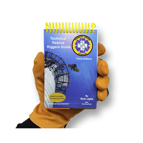 Technical Rescue Riggers Guide- Third Edition- Free Shipping in the USA*