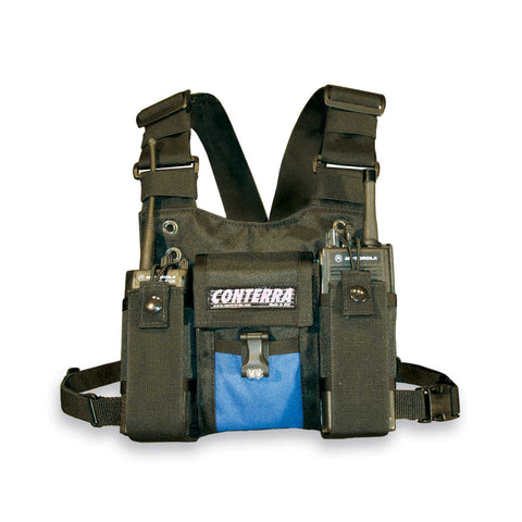Double Adjusta-Pro II Radio Chest Harness