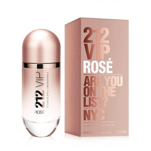 Perfume Carolina Herrera 212 VIP Rose Women - 80ml