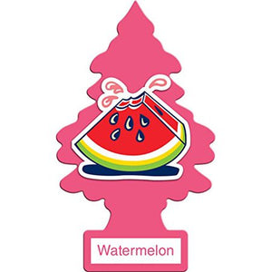 Aromatizante para carro - Little Trees (Watermelon) (24 UNIDADES)