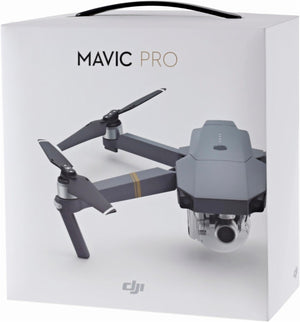 DJI - MAVIC PRO QUADCOPTER FLY MORE COMBO
