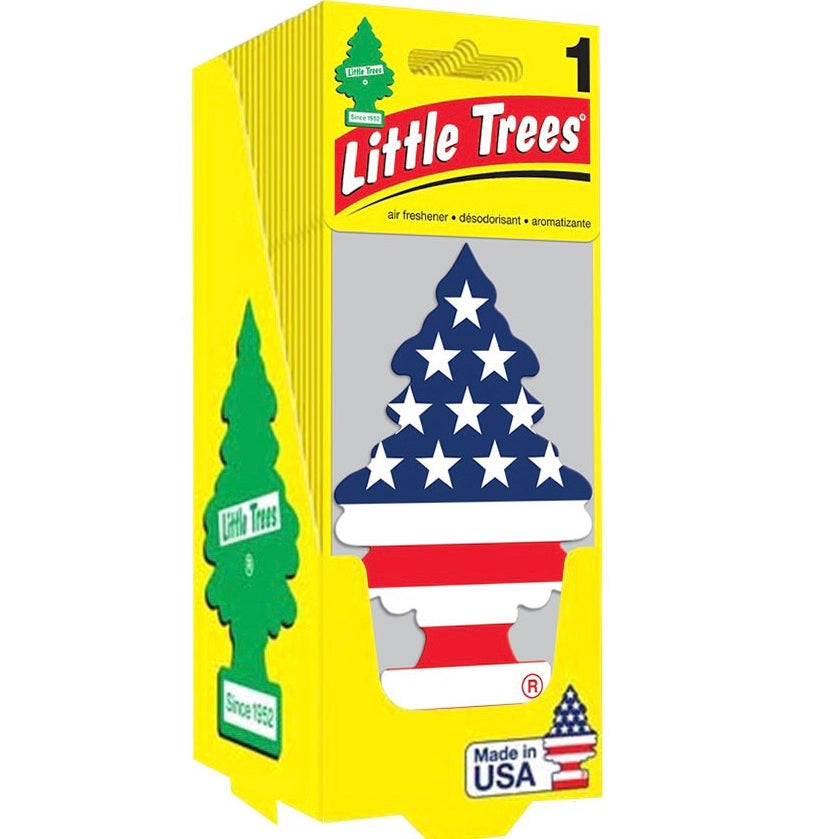 Aromatizante para carro - Little Trees (Vanilla Pride) 24 UNIDADES - DISPLAY BOX