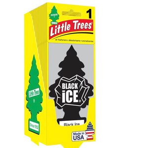 Little Trees (Black Ice)24 UNIDADES - DISPLAY BOX