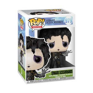 Funko POP! Movies: Edward Scissorhands - 979