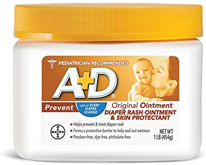 Pomada A+D Ointment Prevent 454g
