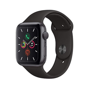 Apple Watch Series 5 (GPS, 44mm) - Black
