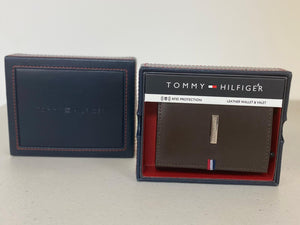 Carteira Tommy Hilfiger Style Brown