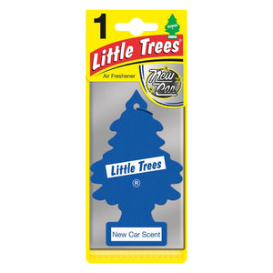 Aromatizante para carro - Little Trees (New Car) 6 UNIDADES