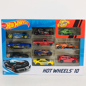 Hot Wheels 10 carros