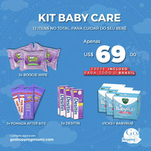 KIT BABY CARE