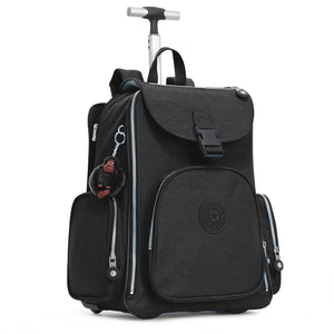 Kipling Alcatraz II Large Rolling Laptop Backpack - Black