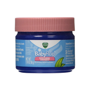 VICKS® BABYRUB - 1.76 OZ (50 g)