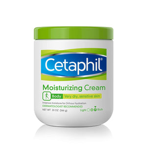 CETAPHIL Moisturizing Cream  20 oz (566g)