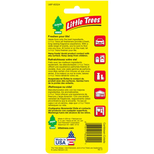 Aromatizante para carro - Little Trees (Moroccan Mint) 6 UNIDADES