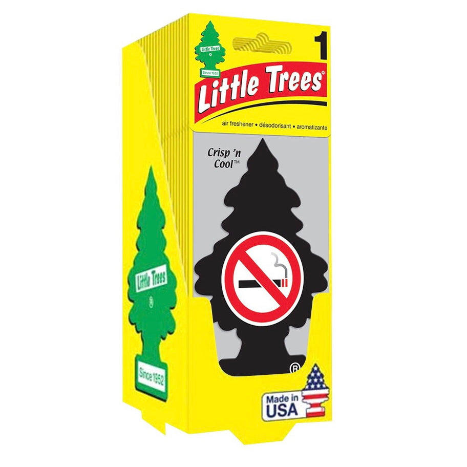 Aromatizante para carro - Little Trees (No Smoking) 24 UNIDADES - DISPLAY BOX