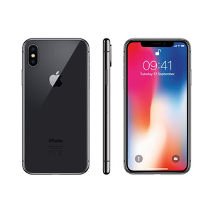 Apple Iphone X - 64gb  - GRADE A - Desbloqueado - (swap-Vitrine-Usado)