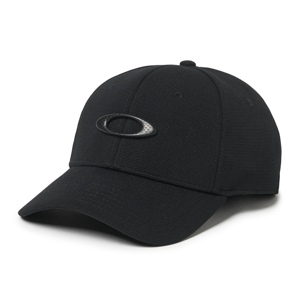 Bone Oakley Tincan Hat (BLACK/CARBON FIBER)