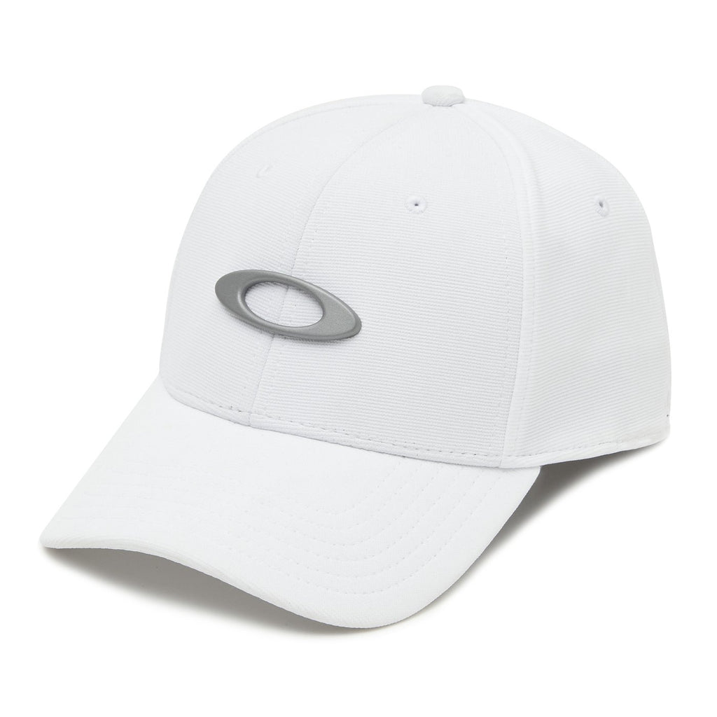 Bone Oakley Tincan hat (White/Gray)