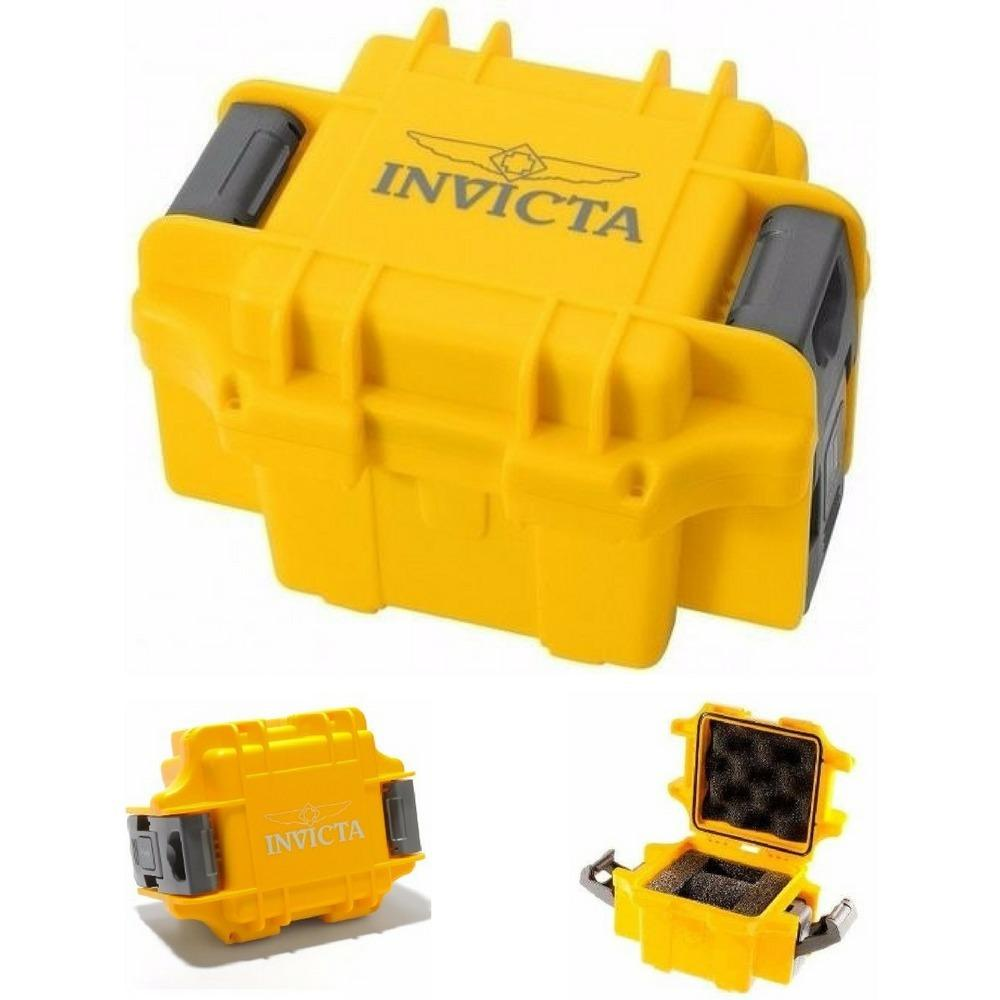 Maleta Invicta Watch Collector Box P/1 Relógio! Ipm10